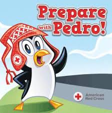 Prepare with Pedro logo.
